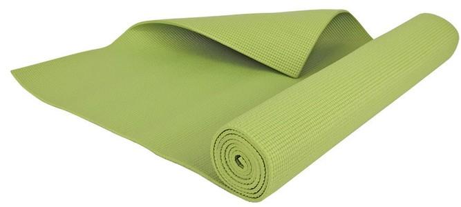 Hop-Sport Hop-Sport Podložka na cvičenia, jógu 4mm zelená