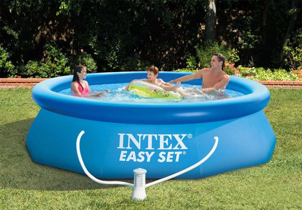28132 Bazén INTEX Easy Set 366 x 76 cm s pumpou