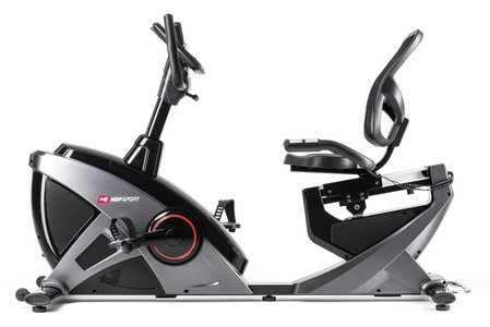 Recumbent HS-070L HELIX s iConsole+ training (šedý)