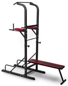 Hop-Sport Multifunkčná hrazda s lavicou HS-1005K