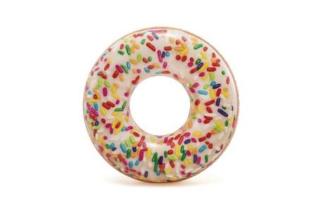 Intex INTEX 56263 Nafukovací kruh Donut s posypom 114 cm