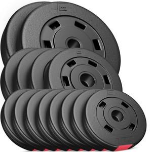 Hop-Sport Hop-Sport HS Sada cementových závaží 30kg - SET C 31 mm