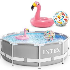 Intex Bazén 26700 Intex Prism Frame 305 cm x 76 cm
