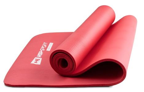 Hop-Sport Podložka HS-N010GM 1cm červená
