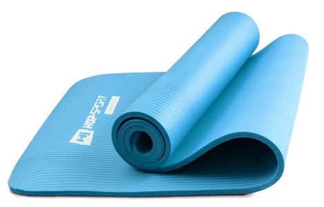 Hop-Sport Podložka HS-N010GM 1cm modrá
