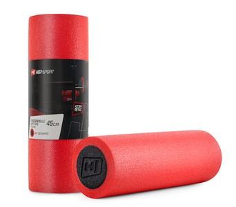 Hop-Sport Masážny valec EPE 45cm červeno-čierny