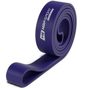 Hop-Sport Odporová guma 16-39kg - fialová