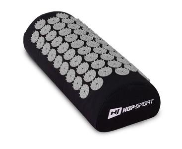 Hop-Sport Akupresúrny vankúš HS-C037AP šedý