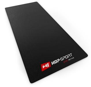 Hop-Sport Hop-Sport Ochranná podložka HS-C016FM PVC 0,6cm 160x70cm - čierna