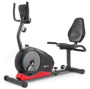 Recumbent HS-040L Root Black/Red/Gray