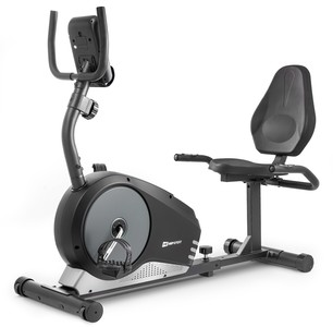 Recumbent HS-040L Root Black/Silver/Gray