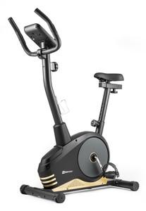 Hop-Sport Magnetický rotoped HS-2080 Spark čierno-zlatý