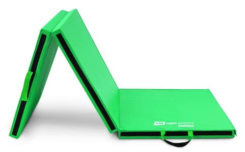 Hop-Sport Gymnastický matrac 5cm HS-065FM zelený