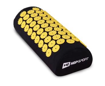 Hop-Sport Akupresúrny vankúš žltý