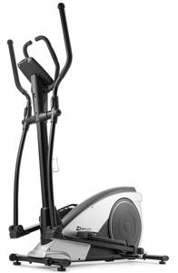 Hop-Sport Elektromagnetický eliptický trenažér HS-060C Blaze strieborný