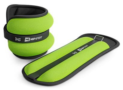 Hop-Sport Záťažové náramky 2x1kg
