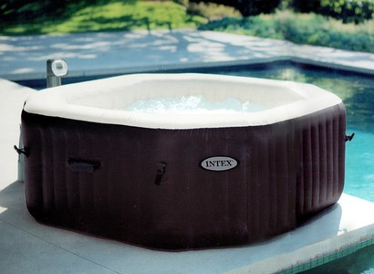 Intex 28454 Pure Spa Jet & Bubble Deluxe pre 4 osoby