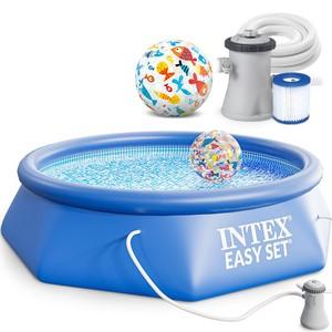 Intex Bazén 28122 Intex Easy Set 305 x 76 cm s pumpou