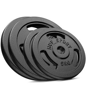 Hop-Sport Sada liatinových kotúčov 30kg (2x10, 2x5)