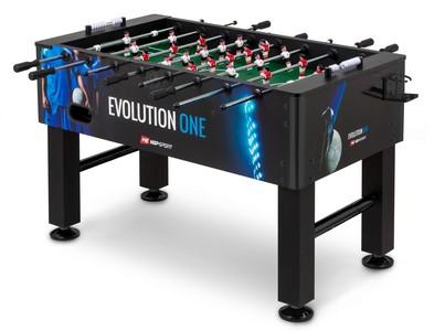 Hop-Sport Stolný futbal Evolution One Modrý