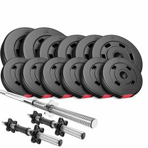 Hop-Sport HS Nakládací činkový set Premium 38kg