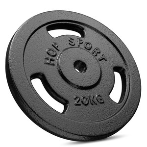 Hop-Sport Hop-Sport Liatinový kotúč 20kg 31 mm