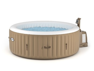 Intex 28408 Pure Spa Bubble Therapy pre 6 osôb