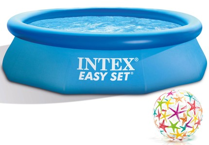Bazén 28110 Intex Easy Set  244 x 76 cm