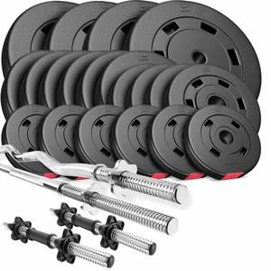 Hop-Sport HS Nakládací činkový set Premium 105kg